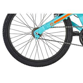 ORBEA Grow 2 1V - Vélo enfant - noir/turquoise